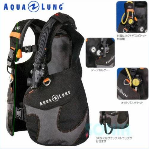 AQUALUNG(アクアラング) 3034 ウェーブ Wave BC ダイビング BCD