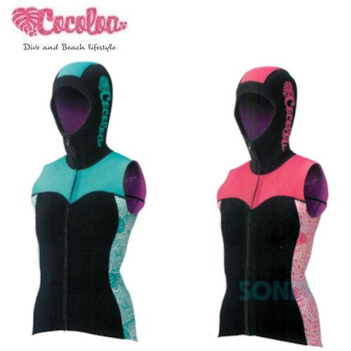Cocoloa(ココロア) GW-6449 フードベストII Hood Vest