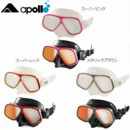 apollo(アポロ) バイオメタルマスク bio-metal mask