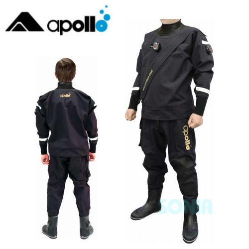 apollo(アポロ) BCS-D1 バイオコンフォートシェルドライスーツ ユニセックスモデル bio-comfort shell dry suit