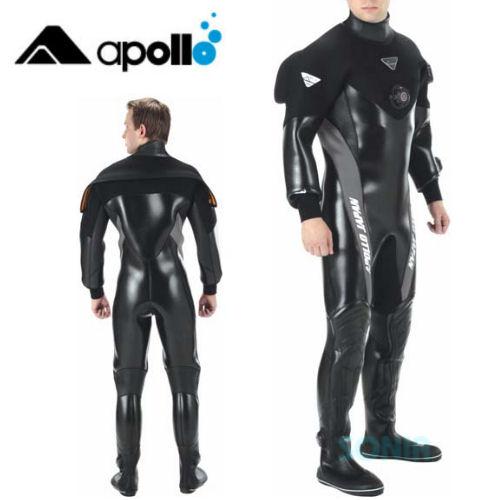 apollo(アポロ) BPDP-101 バイオプロドライスーツ・プロフェッショナル ユニセックスモデル bio-pro dry professional