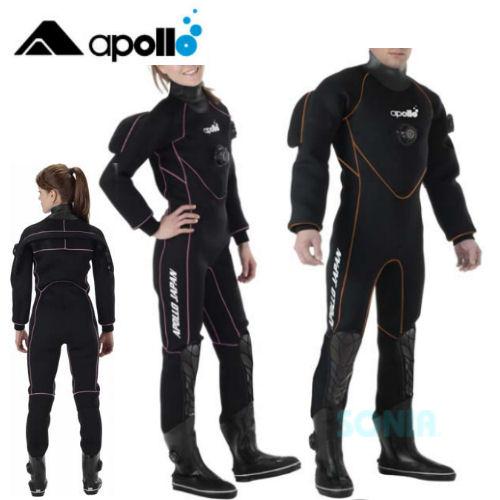 apollo(アポロ) ADB-103 アポロドライスーツ・ベーシック ユニセックスモデル apollo-dry Basic