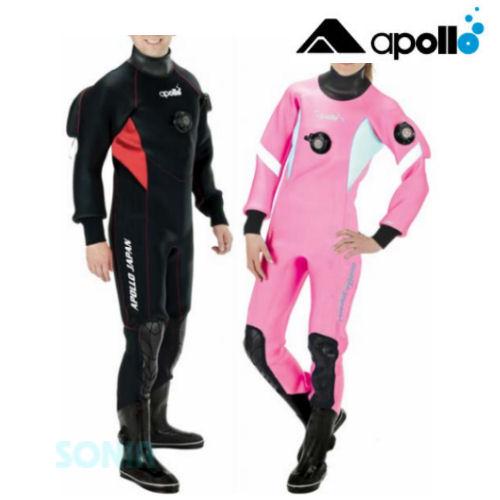 apollo(アポロ) ADS-202 アポロドライスーツ・スタンダード ユニセックスモデル apollo-dry Standard