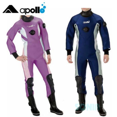 apollo(アポロ) ADS-304 アポロドライスーツ・スタンダード ユニセックスモデル apollo-dry Standard