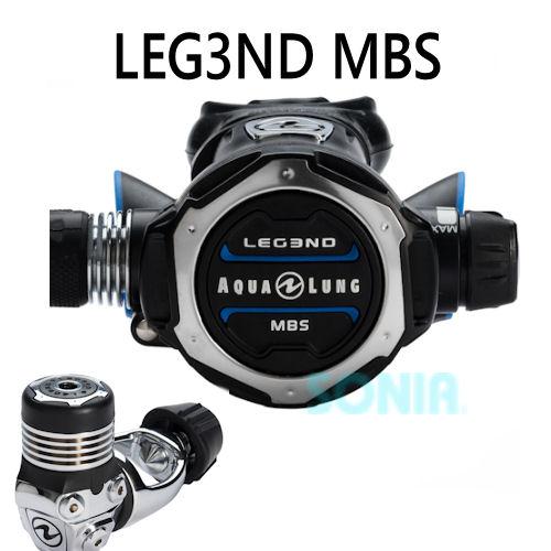 AQUALUNG(アクアラング)148002 レジェンド MBS レギュレーター Legend Regulator ダイビング