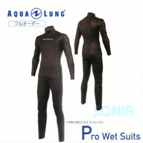 AQUALUNG(アクアラング) 849610 プロスーツ ロングパンツ Pro Wet Suits