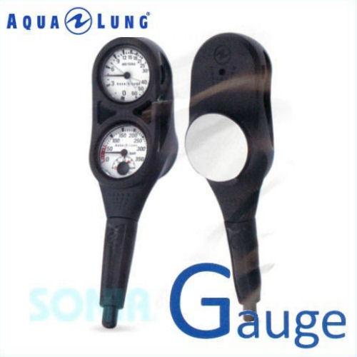 【送料無料】AQUALUNG(アクアラング) 614118 プレシス2ゲージ(デプスゲージタイプ)ダイビング