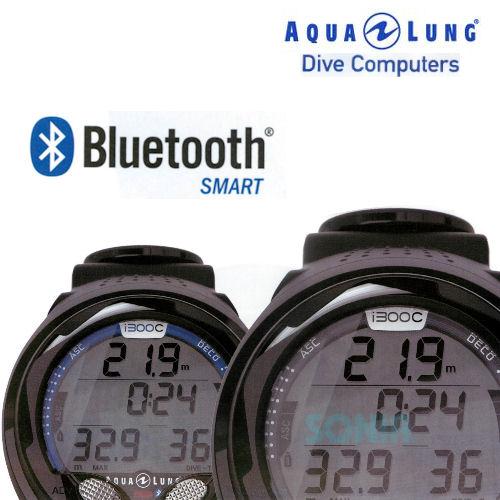 【送料無料】AQUALUNG(アクアラング) 81513 i300C ダイブコンピューター(Bluetooth機能) DiveComputer ダイビング