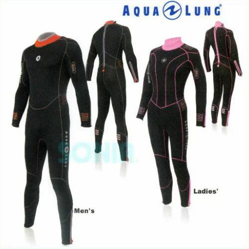 AQUALUNG(アクアラング) 5.5mm Pleasant Wet Suits プレザント・ウェットスーツ2017(手足首ファスナー付き) 02P03Dec16