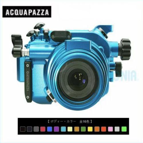ACQUAPAZZA(アクアパッツァ) 【APSO-A6300】 SONY デジタル一眼カメラ ILCE-6300用水中ハウジング