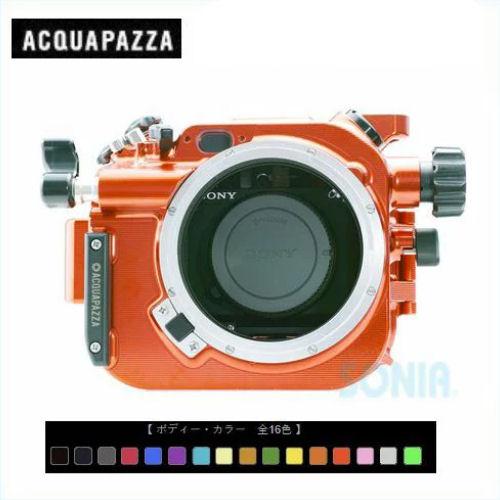 ACQUAPAZZA(アクアパッツァ) 【APSO-A6500】 SONYデジタル一眼カメラ ILCE-6500用 水中ハウジング