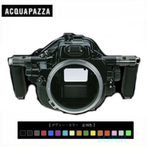 ACQUAPAZZA(アクアパッツァ) 【APSO-A9】 SONY デジタル一眼カメラ ILCE-9用 水中ハウジング