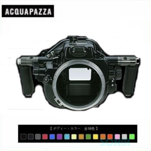 ACQUAPAZZA(アクアパッツァ) 【APSO-A73】 SONY デジタル一眼カメラ α7 III ILCE-7M3K用 水中ハウジング
