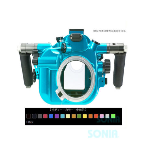 ACQUAPAZZA(アクアパッツァ) 【APPA-GH5】 パナソニック デジタル一眼カメラ LUMIX DC-GH5用 水中ハウジング