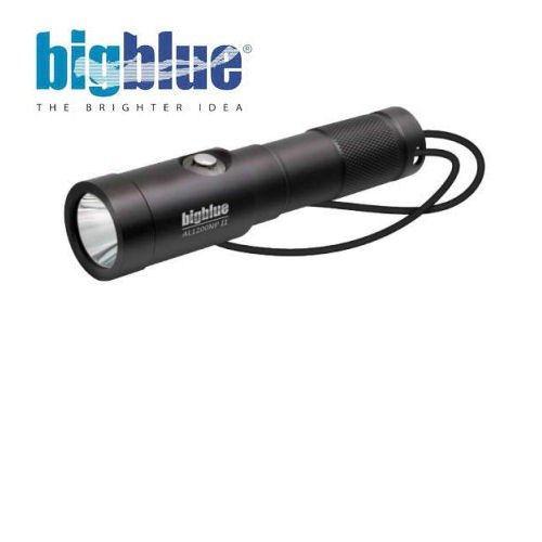 【送料無料】bigblue(ビッグブルー) AL-1200NP II LEDライト 水中ライト