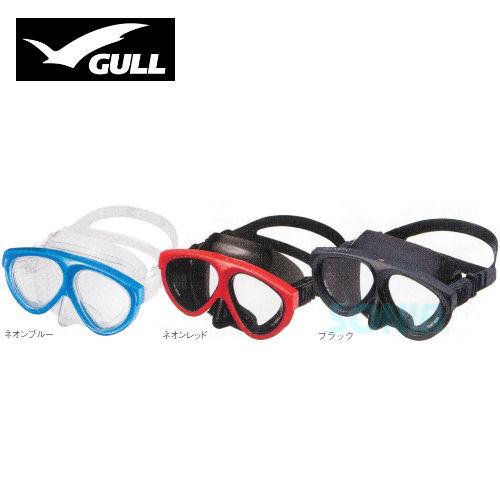 GULL(ガル) マンティスマスク 度付レンズセット(GM-1021/GM-1031) MANTIS MASK