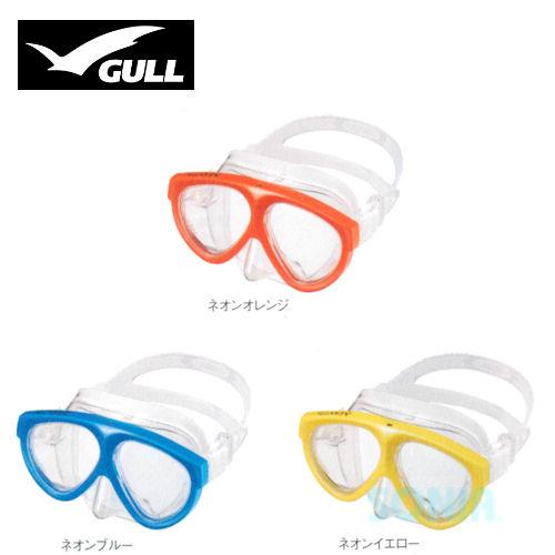 GULL(ガル) マンティス5 マスク 度付レンズセット(GM-1035/GM-1036) MANTIS MASK