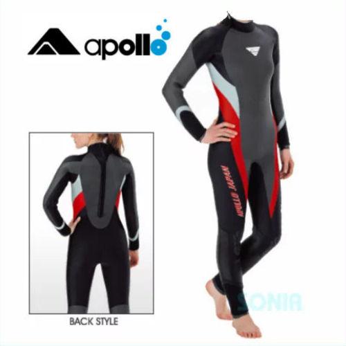 apollo(アポロ) BPS02 for WOMEN セミドライスーツ レディース