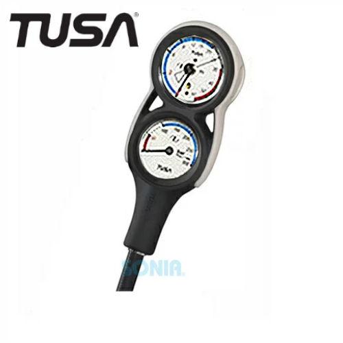TUSA (ツサ) 【SCA280J】 SCA-280 水深&残圧計