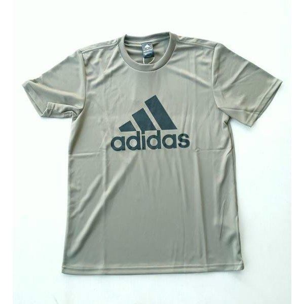 adidas アディダス ESS BOS 割引 メンズ半袖Tシャツ Lサイズ トレースカーゴ 人気ショップが最安値挑戦 デカロゴ