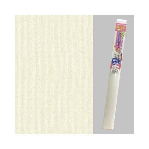 MEIWA ツメ傷保護シート 低廉 吸着タイプ サイズ 約 :巾46×高さ90cm 柱 壁 25%OFF BE 室内 IN-4602C ふすま家具用 ベージュ