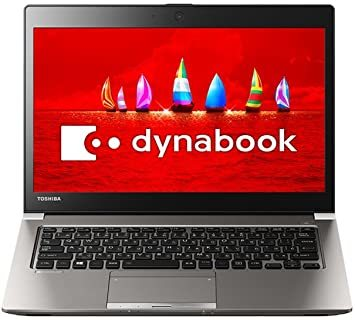 i3 PCノートパソコンCore 東芝 PRZ63FS-NLD 6006U(Skylake)/メモリ4GB/SSD128GB ★未使用品★