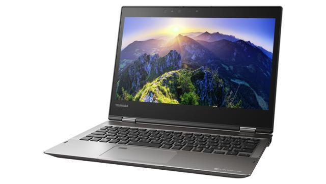 ★未使用品★ 東芝 dynabook VZ72/B 東芝Webオリジナルモデル (Windows 10 Pro Anniversary Update/Officeなし/タッチパネル付12.5型/Core i7/SSD/オニキスメタリック) PVZ72BM-NRC
