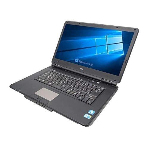 【中古】【Microsoft Office 2019搭載】【Win 10搭載】NEC VY22G/X-A/第二世代Core i3 2.26GHz/メモリ2GB/HDD320GB/大画面15.6インチ/無線LAN搭載/中古ノートパソコン(CPU 進化選択可能)