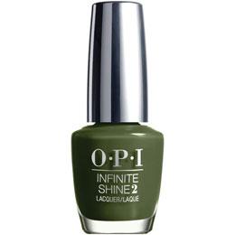 定型外普通郵便 送料無料 OPI インフィニット セール特価 シャイン ISL64 15mL O.P.I INFINITE for SHINE Green Olive スプリングコレクション 2016 ネイル マニキュア 訳ありセール 格安