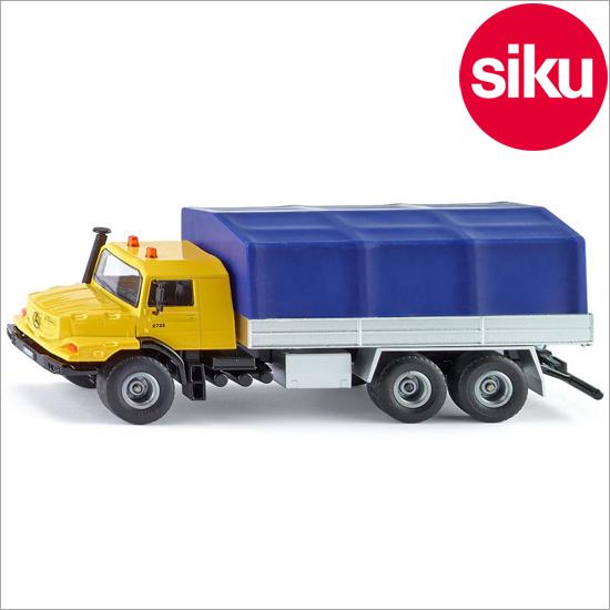 Spielzeugautos SIKU 3549 Mercedes-Benz Arocs mit Kippmulde 1:50
