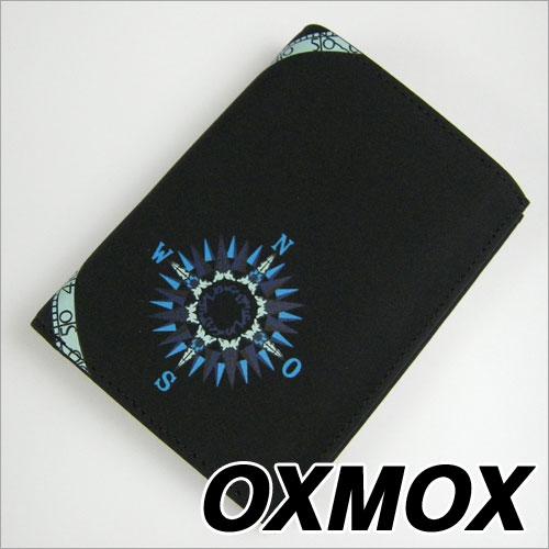 OXMOX オックスモックス WIND ROSE 三つ折り財布