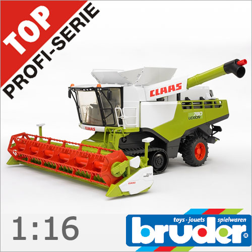 bruder ブルーダー プロシリーズ 02119 クラスLexion780コンバインハーベスター 1/16