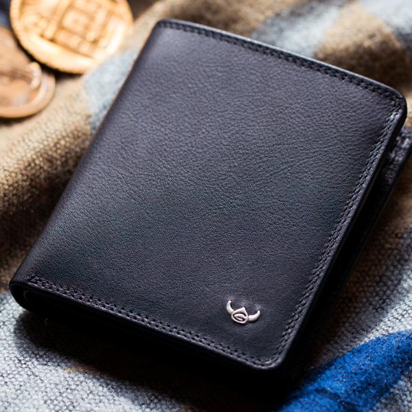 Golden Head ゴールデンヘッド POLO ポロ1129-50 3つ折り財布 カード入れ 札入れ メンズ 本革Combi Wallet