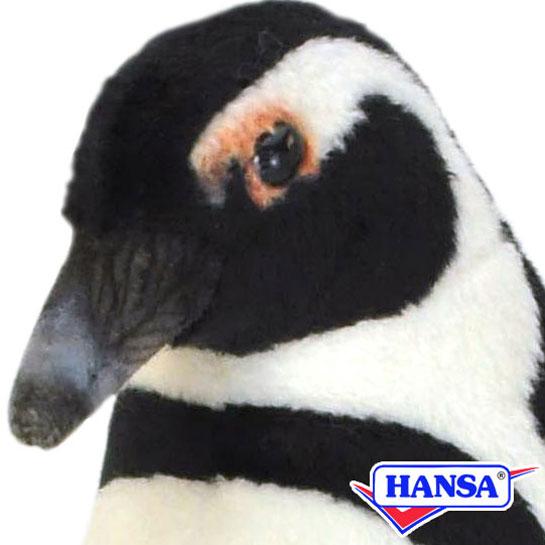 HANSA ハンサ ぬいぐるみ7109 ケ-プペンギン AFRICAN PENGUIN