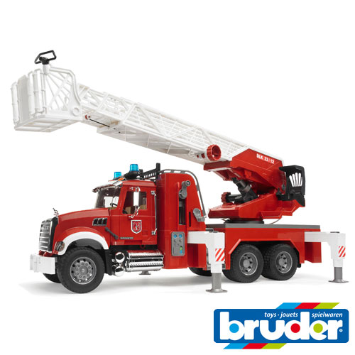 bruder ブルーダー プロシリーズ 02821 MACK消防車 1/16