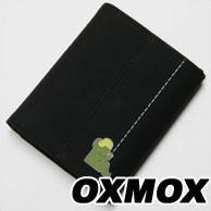 OXMOX オックスモックス MONKEY オーバーラップウォレット 三つ折り財布