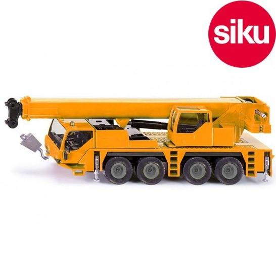 <ボーネルンド> Siku(ジク)社輸入ミニカー2110 クレーン車