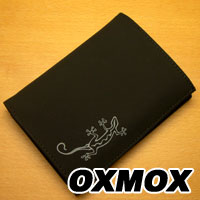 OXMOX オックスモックス LIZARD 三つ折り財布