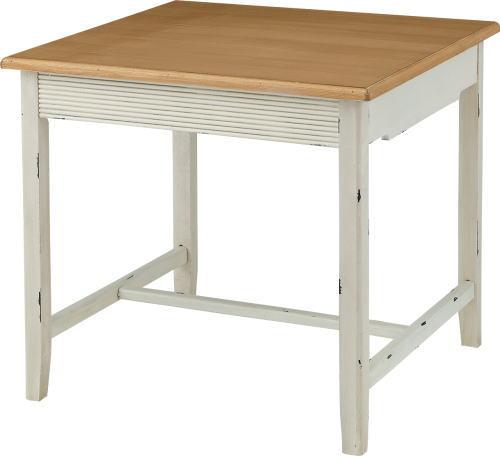 【送料無料】 ダイニングテーブル W80×D80×H72cm [東谷] COL-018【smtb-tk】