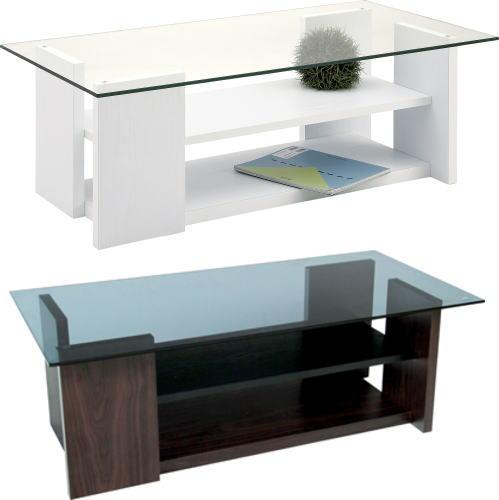 【送料無料】テーブル W100×D50×H34cm [東谷] SO-100BRWH テーブル インテリア家具【smtb-tk】