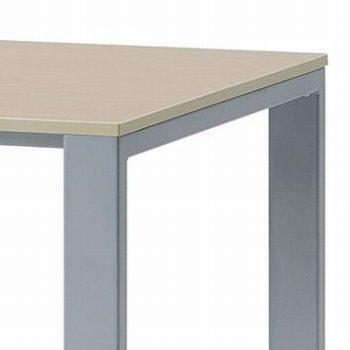 ミーティングテーブル 会議用テーブル 幅1800×奥行750×高さ700 GD-U1875 オフィス家具 送料無料