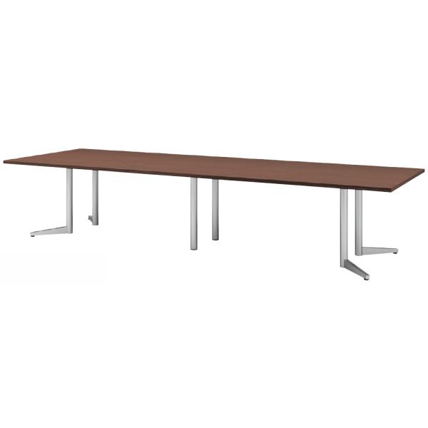 素敵な 【法人限定】 会議テーブル 角型 幅4800×奥行1400×高さ720mm スタンダードタイプ USV-4814K エグゼクティブテーブル テーブル 会議用テーブル ミーティングテーブル 高級テーブル 高級会議テーブル 大型テーブル NISHIKI ニシキ工業, シングウシ d2149e7d