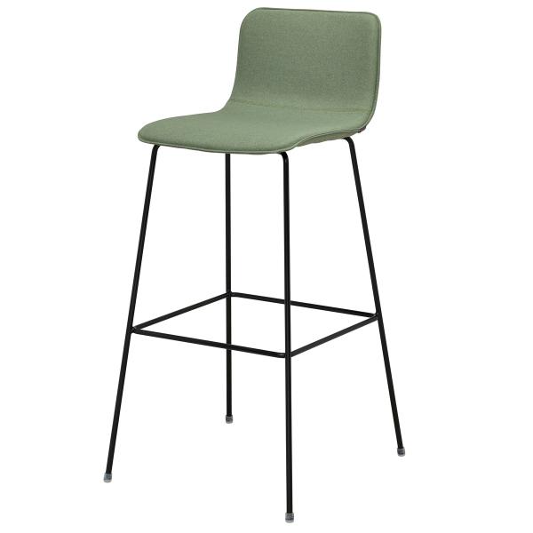 FURSYS BARSTOOL PLUS ハイチェア グリーン CHXZ20RF0023 アールエフヤマカワ RFyamakawa 椅子 会議用椅子 会議椅子 イス ミーティングチェア カフェチェア ハイスツール カウンターチェア バースツール オフィス家具