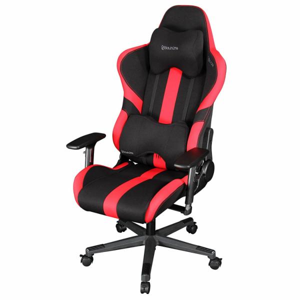 【送料無料】Bauhutte ゲーミングチェア プロシリーズ RS-950RR デスクチェア PCチェア 椅子 チェア バウヒュッテ ゲーミングイス ゲーム用チェア ゲームチェア プロゲーマー ゲーム用椅子 【smtb-tk】