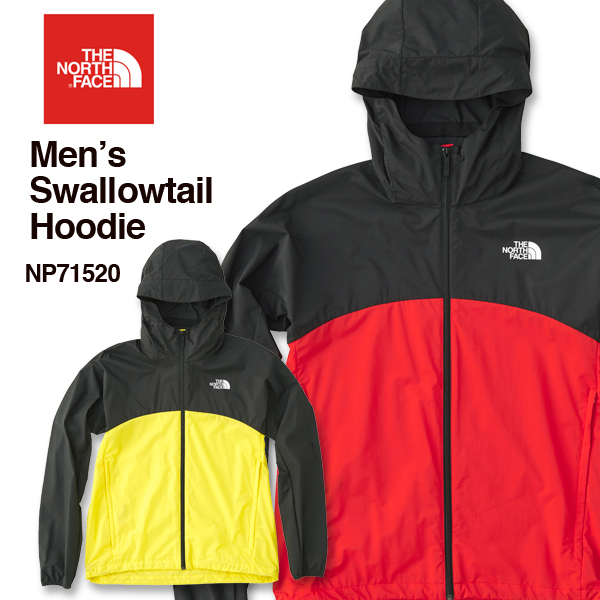 THE NORTH FACE ザ・ノース・フェイス SALE20%OFF Swallowtail Hoodie NP71520 メンズ スワローテイルフーディ