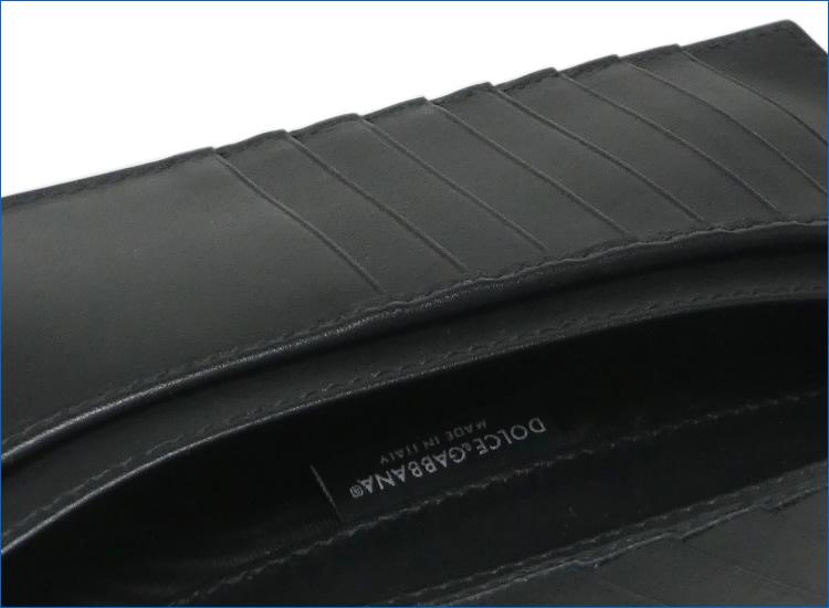 ドルチェ ガッバーナ メンズ 二つ折り 長財布2020年春夏新作 ロングウォレット カーフスキン ラバードDGロゴ ブラック DOLCE GABBANA BP2573 AJ690 HNNDN NERO ドルガバ BP1670 ギフト ラッピング無料楽ギフ 包装新品 新作 未使用 正規品OXukZiP