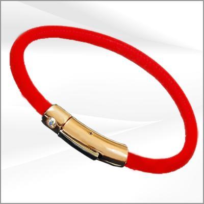 SORIENO(ソリエノ) カスタムブレスレット(Sシリーズ ピンクゴールド) スポーツブレスレット 健康 ブレスレット