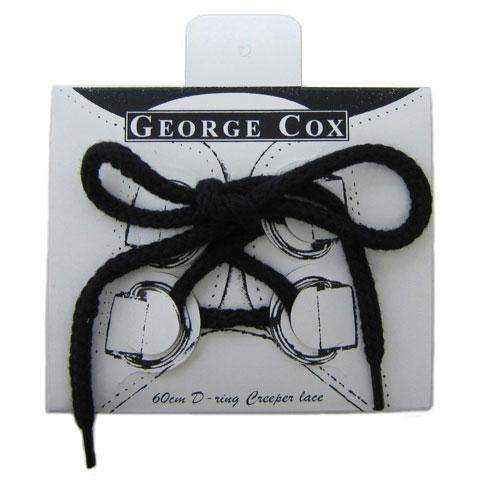 GEORGE 最安値 COXジョージコックス シューレース 海外 GCX0035 太
