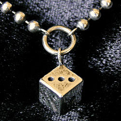JOHNNY KOOLジョニークール DICE NECKLACEダイス・ネックレス JK-6105/【送料無料】