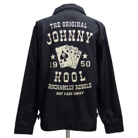 JOHNNY KOOLジョニークール スウィングトップ[ JKスカル ]JK-8109ST【送料無料】